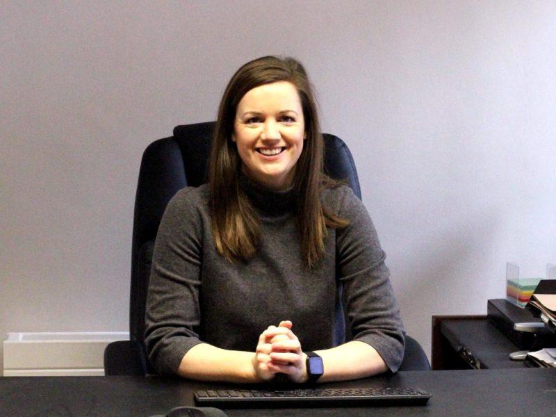 Ms. Sinéad Lally   Deputy Principal